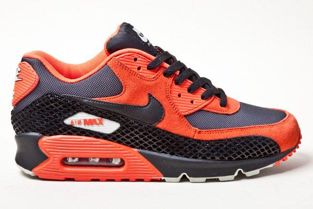 Nike Air Max 90 Cut Snake Side 1