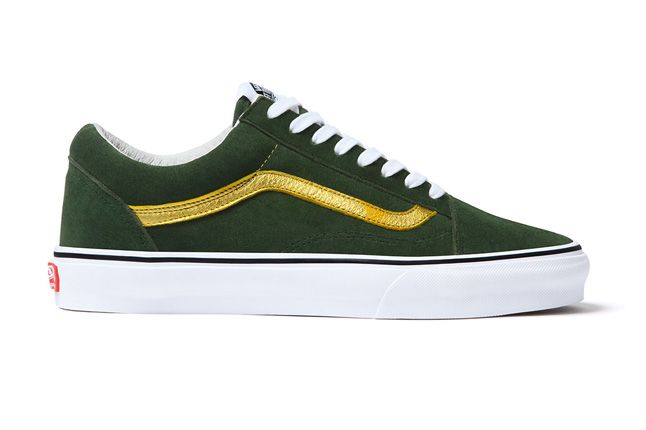 Vans Old Skool Supreme Profile Green 1
