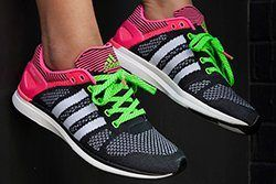Adidas Primeknit Feather Thumb