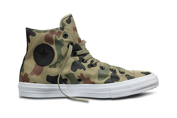 Converse Chuck Taylor All Star Ii Reflective Print Collection 12