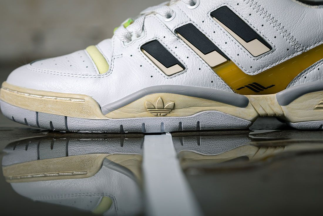 Highs And Lows Adidas Consortium Torsion Edberg Comp Release Date Sneaker Freaker Lateral Closeup Ground