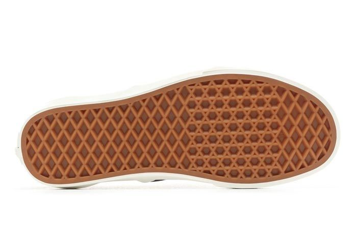 Vans Slip On Woven Checkerboard Outsole