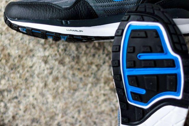 Nike Air Max Lunar 1 Jacquard Wolf Grey Photo Blue 2