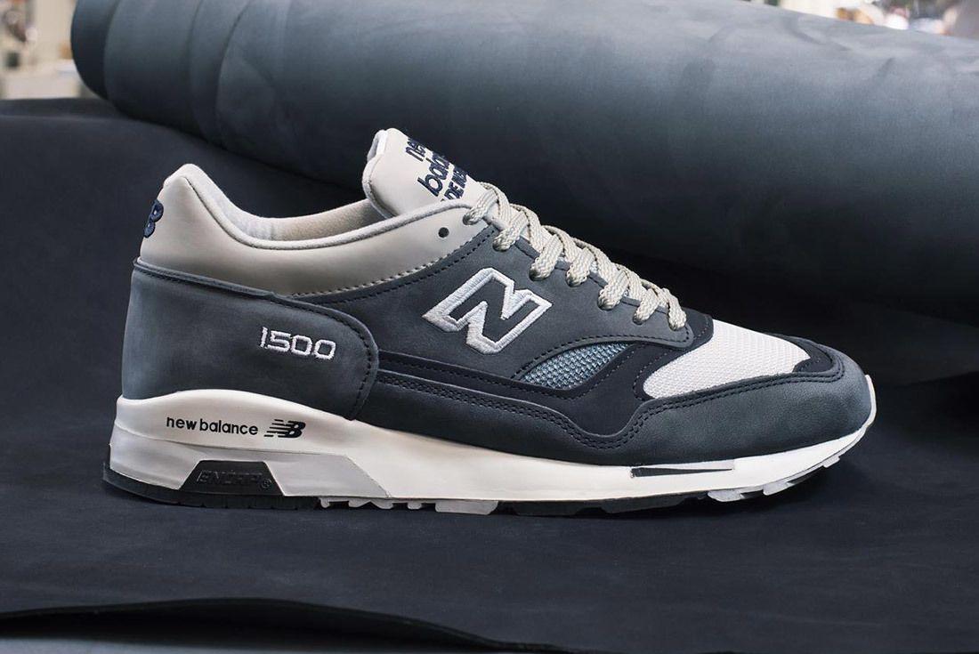 New Balance Grey 574 1500 1