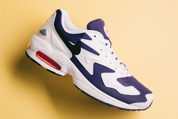 Nike Air Max 2 Light Court Purple Right