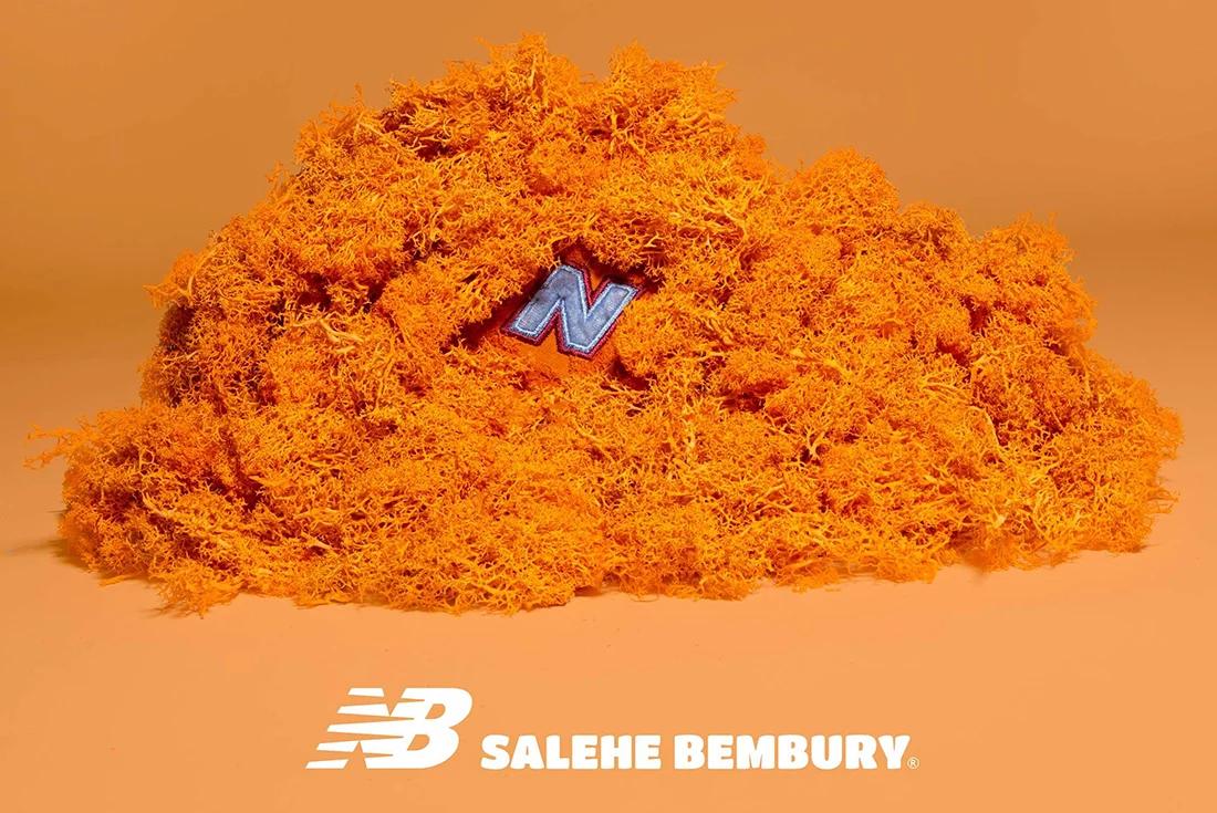 salehe bembury new balance