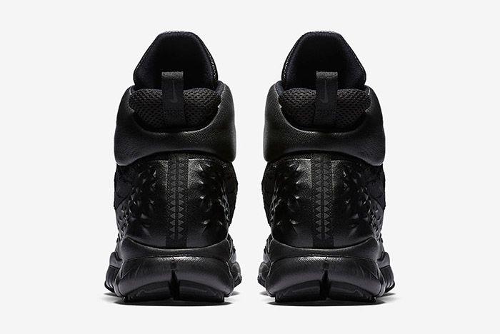 Nike Acg Lupenik Flyknit All Triple Black 3