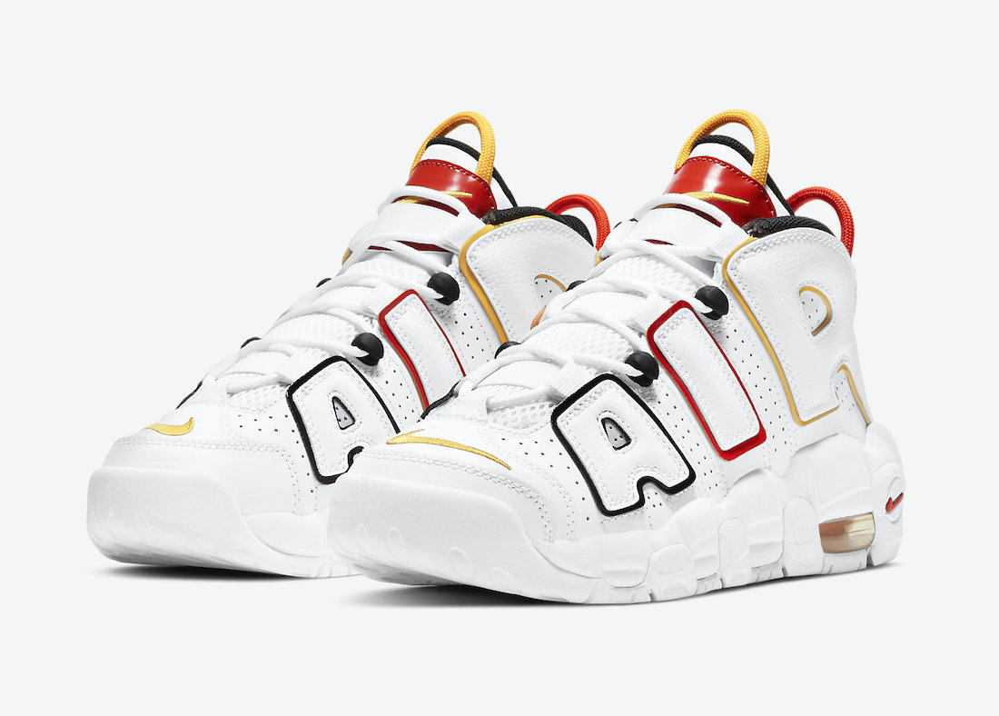 Nike Air More Uptempo GS Rayguns
