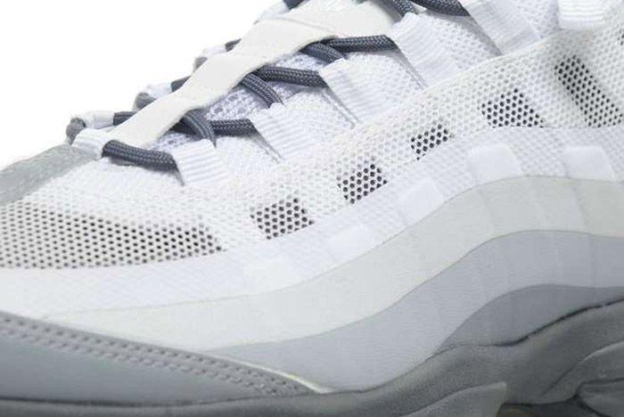 Nike Air Max 95 No Sew Grey 4