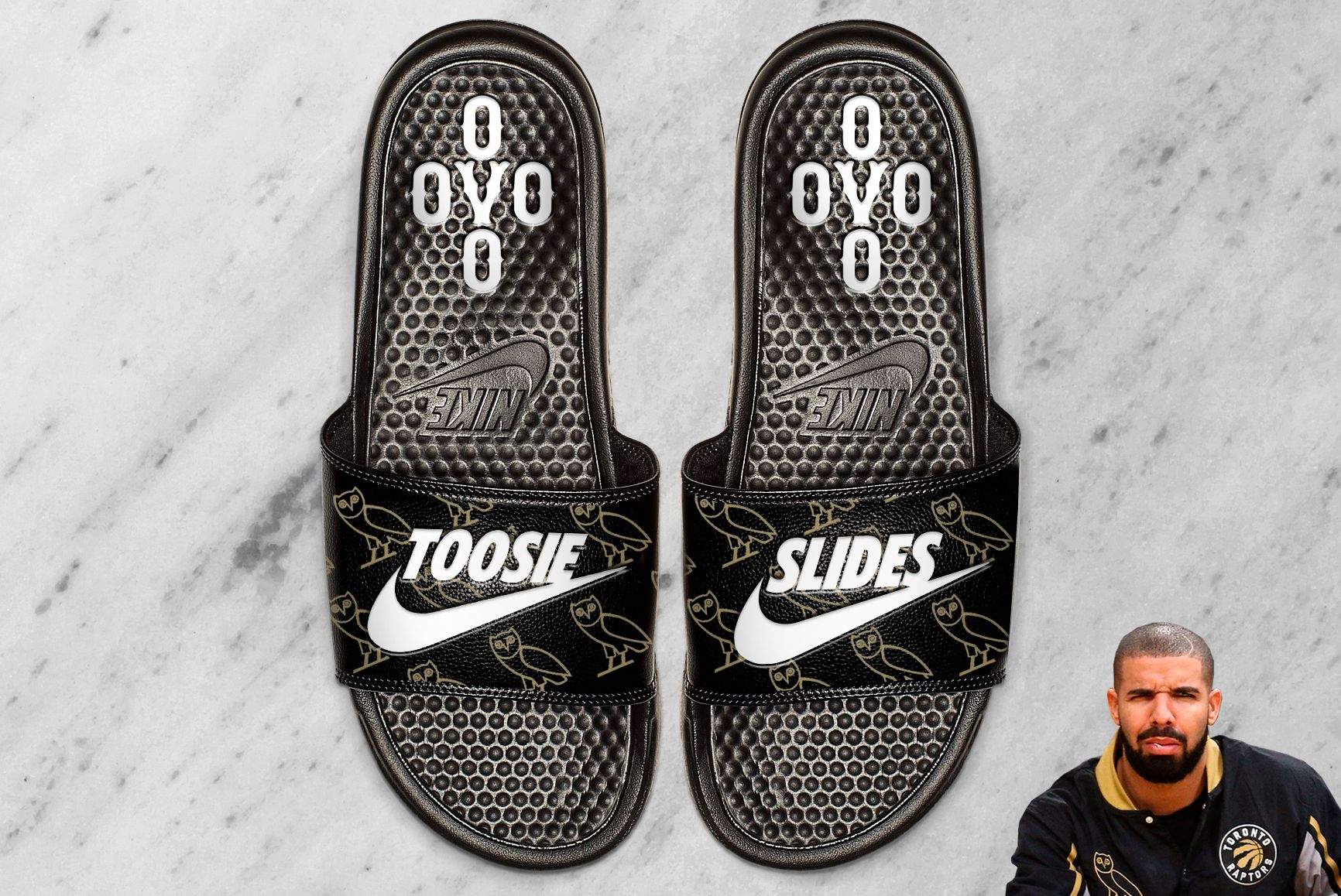 Nike Drake Toosie Slide