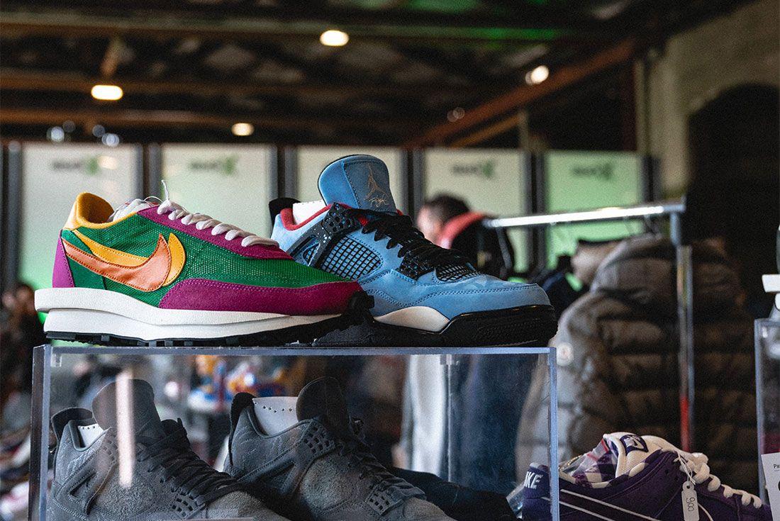 Sneakerness Milan Sneaker Freaker Vendor Tables14