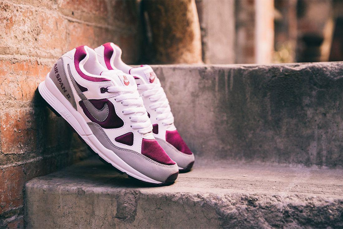 Nike Air Span Ii Retro 2018 Sneaker Freaker 5