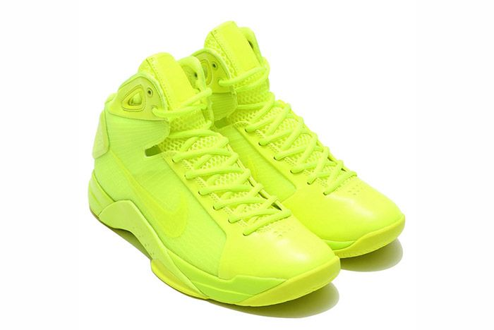 Nike Hyperdunk 2008 Retro Neon Pack Volt 6