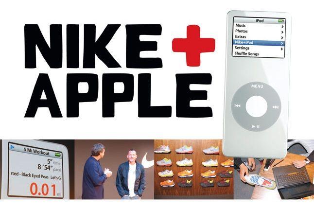 Nike Plus X Apple 1 1