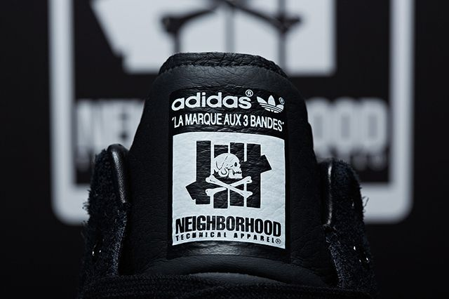 Neighborhood X Undftd X Adidas Consortium 4
