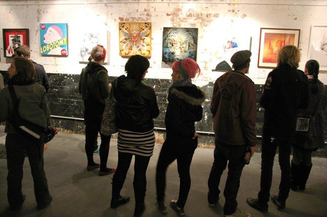 Just Another Group Show 1000 Pound Semi Permanent 7 1