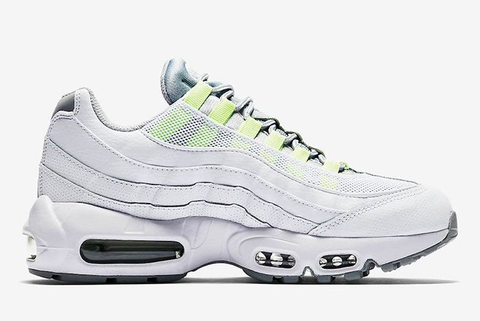 Nike Air Max 95 Bleach Volt 3