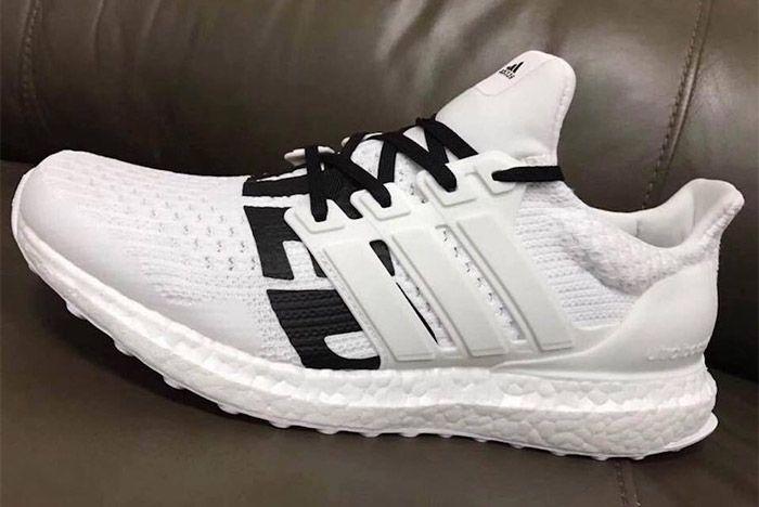 Undefeated X Adidas Ultraboost White Black Release Details Sneaker Freaker 7