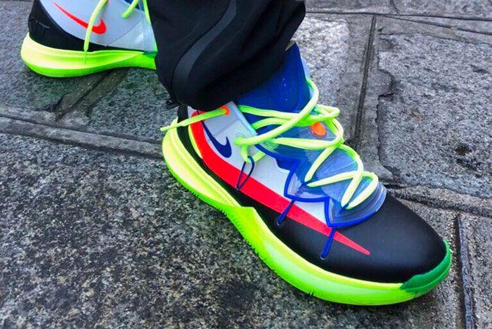 Nike Kyrie 5 Rokit Release Date