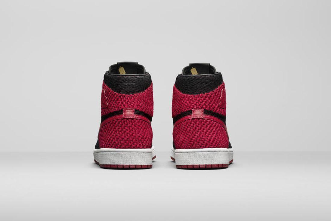 Air Jordan 1 Flyknit 10