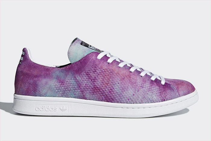Pharrell Williams Adidas Holi Stan Smith Purple 6