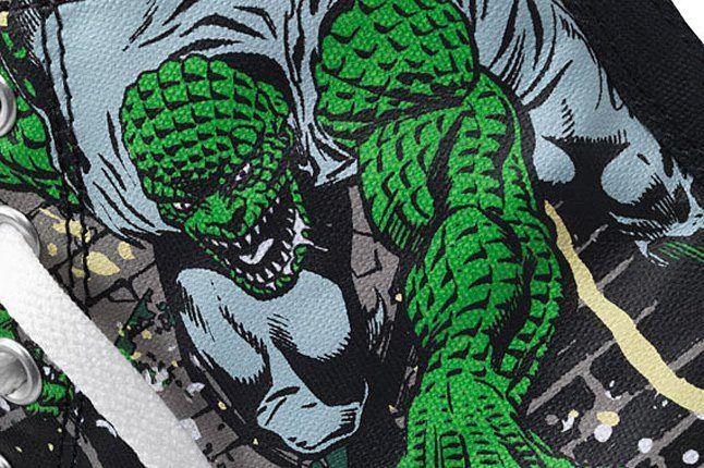 Dc Comics Converse Chuck Taylor All Star Killer Croc 06 1