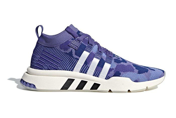 Adidas Eqt Support Mid Adv Purple Camo 2