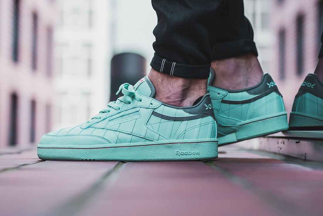 Solebox X Reebok Club C 85 Year Of The Court 1