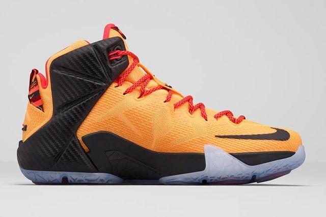 Nike Lebron 12 Witness 2