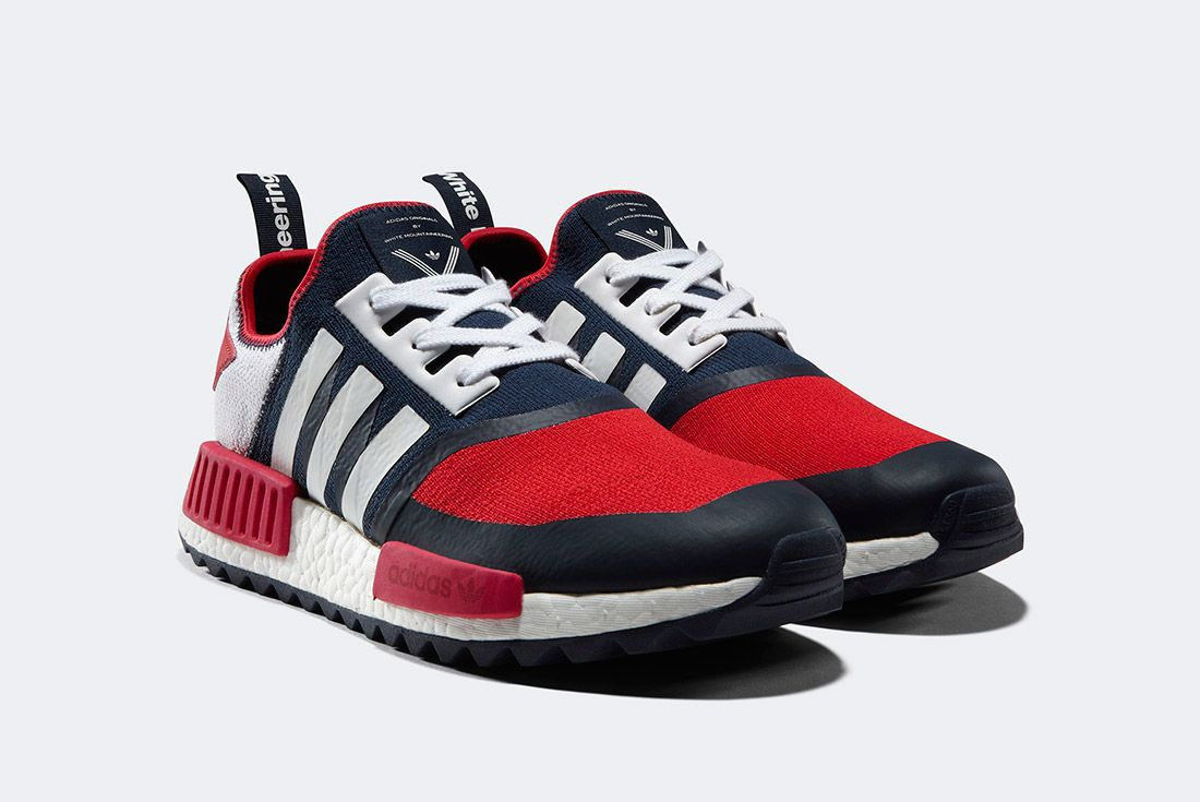 White Mountaineering Adidas Nmd 3
