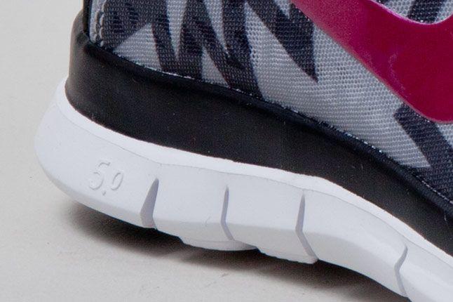Nike Free Tr Fit 3 Heel 1