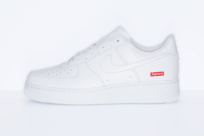 Supreme Nike Air Force 1 Pack Left