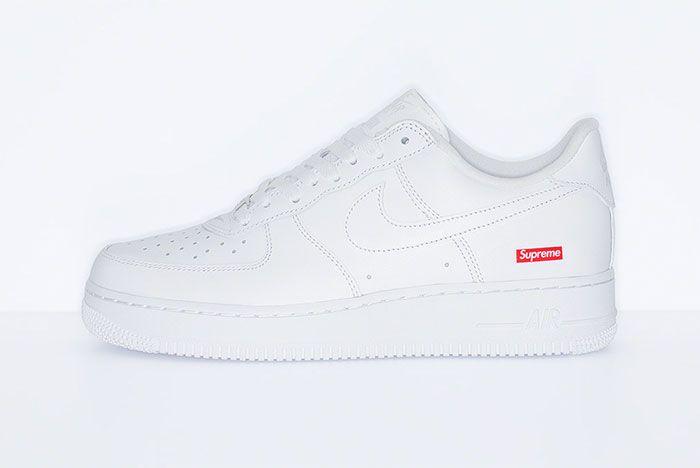 Supreme Nike Air Force 1 Pack Left