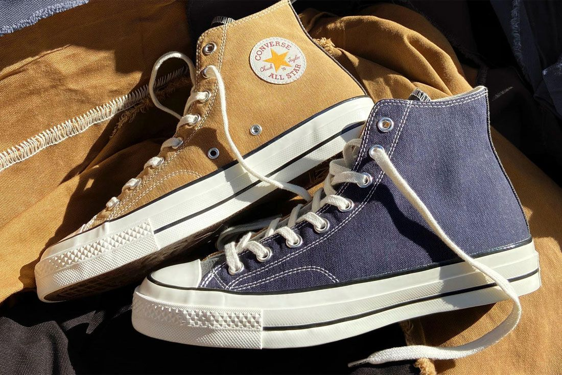 Carhartt WIP Converse Chuck 70 Renew