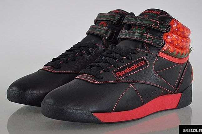Reebok Freestyle Hi Sushi International 13 1