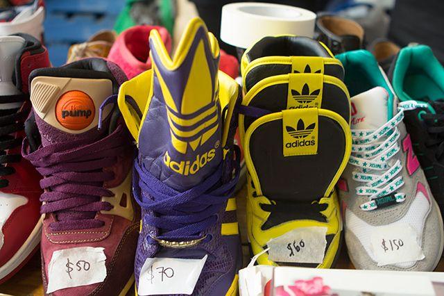 Hero Presents Sneaker Freaker Swap Meet Recap 73