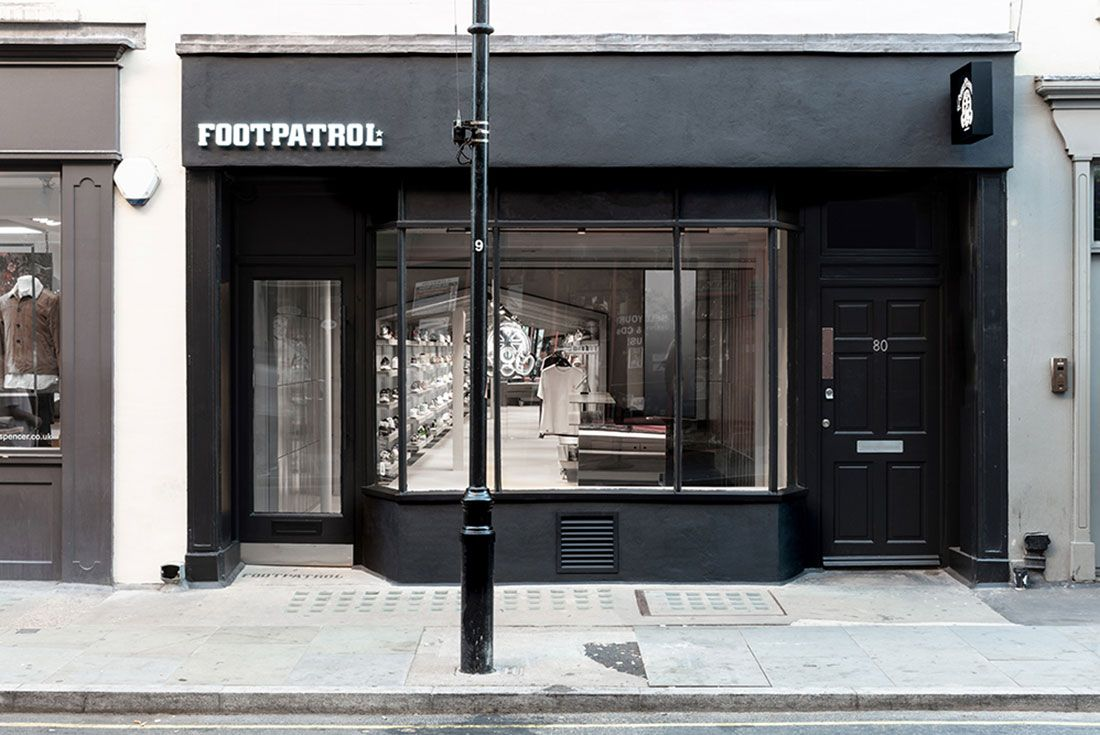 Footpatrol Reopening Blog 1 Store Front