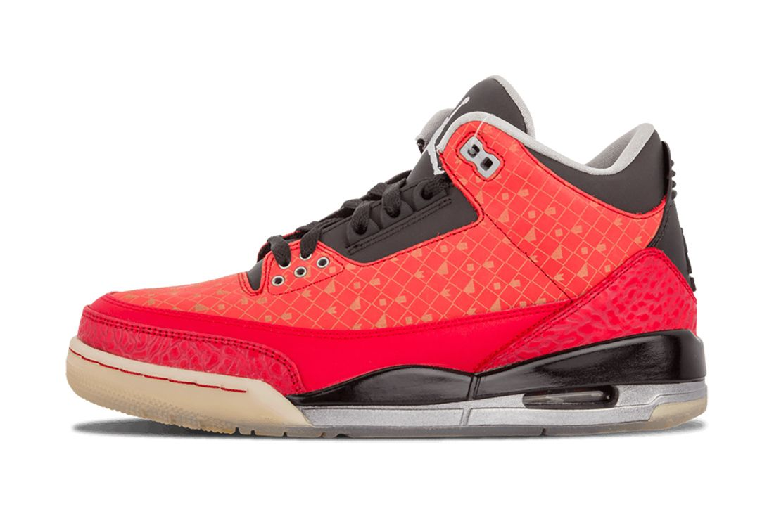 Doernbecher Air Jordan 3 Best Feature