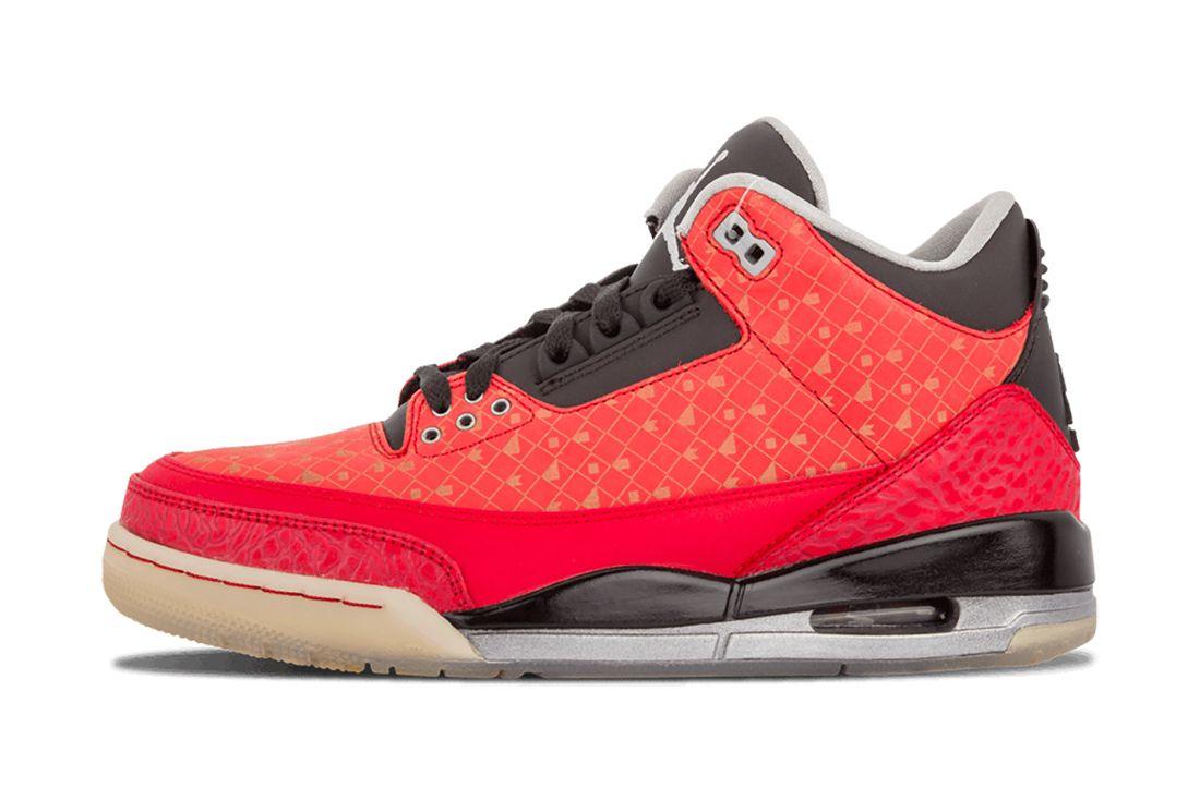 Doernbecher Air Jordan 3 Best Feature
