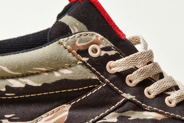 Losers Woodland Camo Blk Olive Blue 2 1