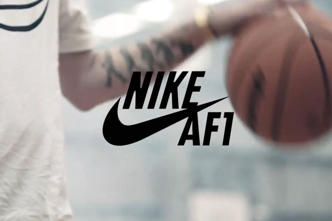 Nike The Ones Air Force One Af1 1