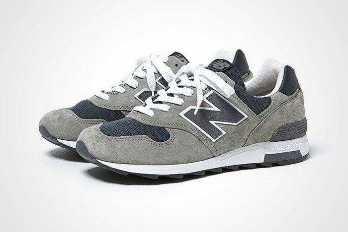 New Balance 1400 Made In Usa Grey Thumb