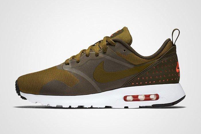 Nike Air Max Tavas Olive Flak Thumb