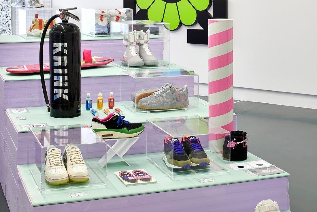 Mudac Sneaker Colab Krink