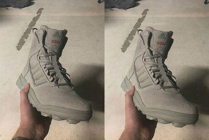032C X Adidas Sneaker Freaker