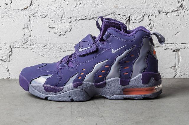 Nike Air Dt Max 96 Court Purple Atomic Orange