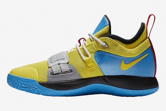 Nike Pg 2 5 Yellow 1