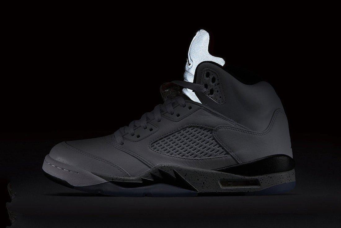 Air Jordan 5 White Cement2