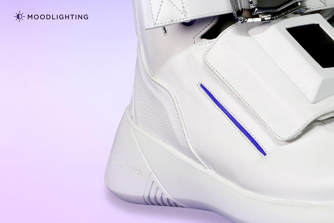 Virgin America First Class Shoe 2