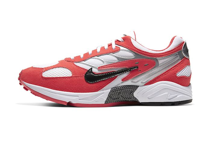 Nike Air Ghost Racer Track Red At5410 601 Release Date Lateral